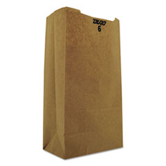 BAG GK6 General Grocery Paper Bags BAGGK6