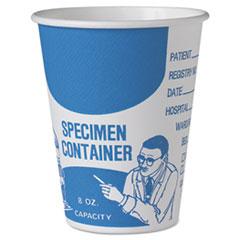 SCC SC378 Dart Paper Specimen Cups SCCSC378