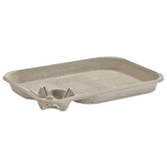 HUH 20961CT Chinet StrongHolder Molded Fiber Cup/Food Trays HUH20961CT