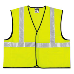 RVR VCL2SLX3 MCR Safety Luminator Class 2 Safety Vest RVRVCL2SLX3