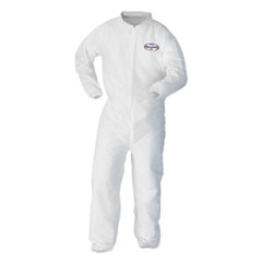 KCC 49002 KleenGuard* A20 Breathable Particle Protection Coveralls KCC49002