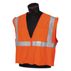 KCC 22834 Jackson Safety* ANSI Class 2 Deluxe Safety Vest KCC22834