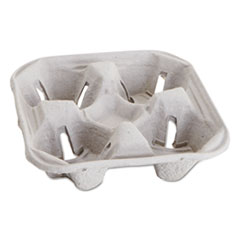 BPC 4CUP Boardwalk  Carryout Cup Trays BPC4CUP