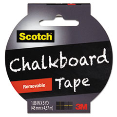 MMM 1905RCBBLK Scotch Chalkboard Tape MMM1905RCBBLK