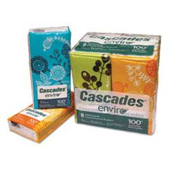 CSD 4122 Cascades PRO Facial Tissue Pocket Packs CSD4122