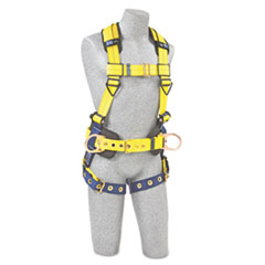 DBS 1101655 DBI-SALA Delta No-Tangle Full-Body Harness DBS1101655