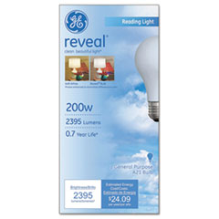 GEL 89371 GE Incandescent Globe Light Bulb GEL89371