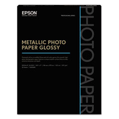 EPS S045589 Epson Professional Media Metallic Glossy Photo Paper EPSS045589
