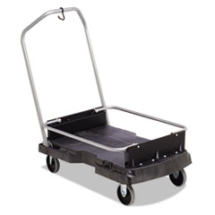 RCP 9F55BLA Rubbermaid Commercial Ice-Only Cart RCP9F55BLA