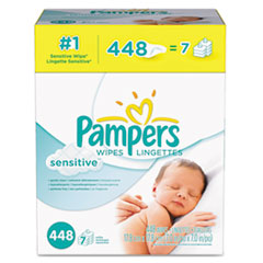 PGC 19513CT Pampers Sensitive Baby Wipes PGC19513CT