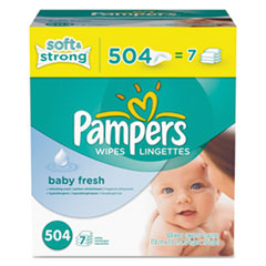 PGC 28250CT Pampers Baby Fresh Wipes PGC28250CT
