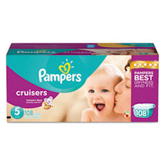 PGC 86284CT Pampers Cruisers Diapers PGC86284CT