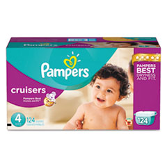 PGC 86283CT Pampers Cruisers Diapers PGC86283CT