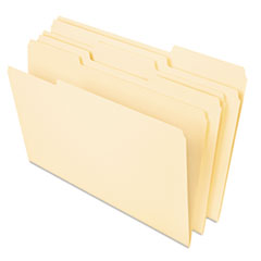 UNV 16413 Universal Deluxe Heavyweight File Folders UNV16413