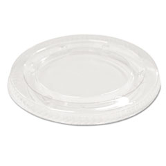 BWK YLS3FR Boardwalk Soufflé/Portion Cup Lids BWKYLS3FR
