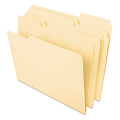 UNV 16420 Universal Deluxe Heavyweight File Folders UNV16420