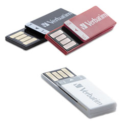 VER 98674 Verbatim Clip-it USB Flash Drive VER98674