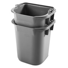 RCP 1857391 Rubbermaid Commercial Executive Heavy Duty Pail RCP1857391