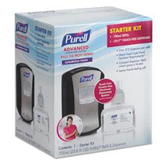 GOJ 1305D4 PURELL LTX-7 Advanced Instant Hand Sanitizer Kit GOJ1305D4