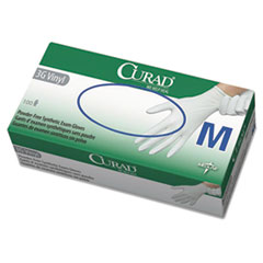 MII 6CUR8235 Curad 3G Synthetic Vinyl Exam Gloves MII6CUR8235
