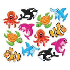 TEP T10998 TREND Sea Buddies Classic Accents & Bulletin Board Sets TEPT10998