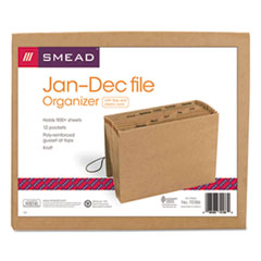 SMD 70186 Smead Indexed Expanding Kraft Files SMD70186
