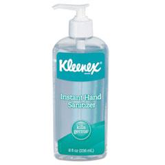 Instant Liquid Hand Sanitizer, 8 oz, Pump Bottle, Sweet Citrus
