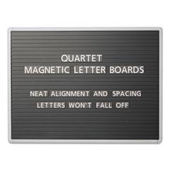 QRT 903M Quartet Magnetic Wall Mount Letter Board QRT903M