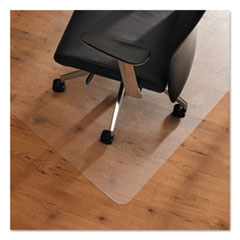 FLR EC128920ERA Floortex Cleartex Unomat Anti-Slip Polycarbonate Chair Mat for Hard Floors & Flat Pile Carpets FLREC128920ERA