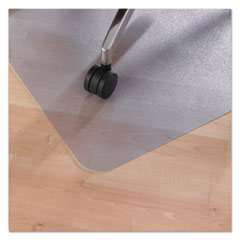 FLR ECO3048EP Floortex EcoTex Revolutionmat Recycled Chair Mat for Hard Floors FLRECO3048EP