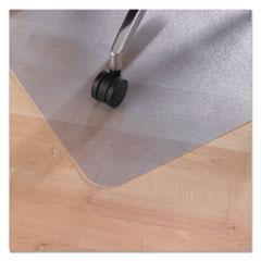 FLR ECO3648LP Floortex EcoTex Revolutionmat Recycled Chair Mat for Hard Floors FLRECO3648LP