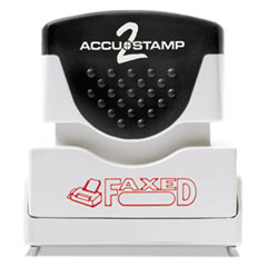 COS 035583 ACCUSTAMP2 Pre-Inked Shutter Stamp COS035583
