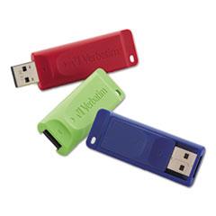 VER 98703 Verbatim Store 'n' Go USB Flash Drive VER98703