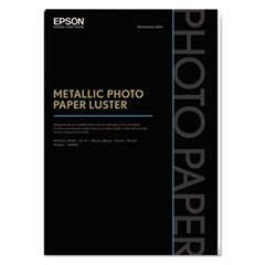 EPS S045597 Epson Professional Media Metallic Luster Photo Paper EPSS045597