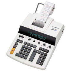 CNM 9933B001 Canon CP1213DIII 12-Digit Heavy-Duty Commercial Desktop Printing Calculator CNM9933B001