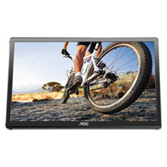 AOC E1659FWU AOC USB Powered Monitor AOCE1659FWU
