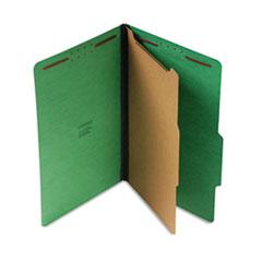 UNV 10212 Universal Bright Colored Pressboard Classification Folders UNV10212