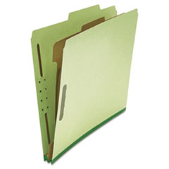 UNV 10251 Universal Four-, Six- and Eight-Section Classification Folders UNV10251