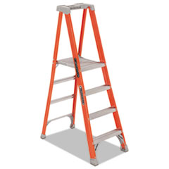 DAD FXP1704BX Louisville Ladder Fiberglass Pro Platform Step Ladder DADFXP1704BX