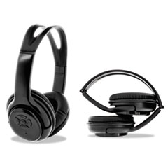BTH BYAUBO101BK ByTech Bluetooth Headphones BTHBYAUBO101BK
