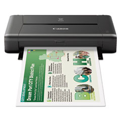 CNM 9596B002 Canon PIXMA iP110 Photo Inkjet Printer CNM9596B002