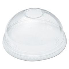 DCC DLR626PK Dart Ultra Clear Dome Cold Cup Lids DCCDLR626PK