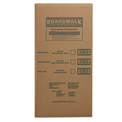 BWK 9100 Boardwalk Oil-Based Sweeping Compound BWK9100