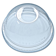 FAB DLKC1624 Fabri-Kal Kal-Clear/Nexclear Drink Cup Lids FABDLKC1624