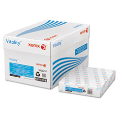 XER 3R06297 xerox Vitality 30% Recycled Multipurpose Printer Paper XER3R06297