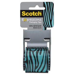 MMM 141PRTD14 Scotch Expressions Packaging Tape MMM141PRTD14