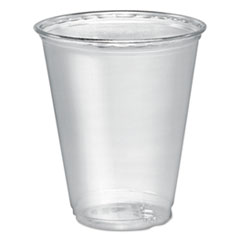 DCC TP7PK Dart Ultra Clear PETE Cold Cups DCCTP7PK