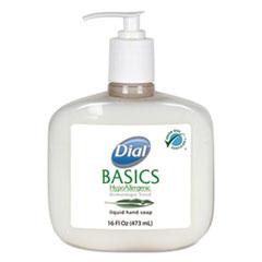 DIA 06044EA Dial Professional Basics Liquid Hand Soap DIA06044EA