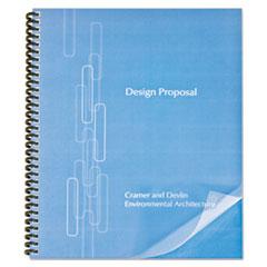 GBC 2514477 GBC ProClick Pre-Punched Presentation Covers GBC2514477