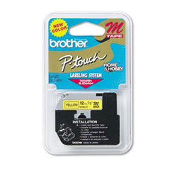 BRT MK631 Brother P-Touch M Series Standard Adhesive Labeling Tape BRTMK631